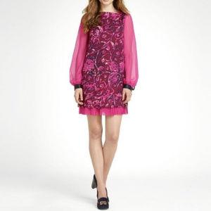 Tory Burch Dorrance Dress Silk/Wool imperfect